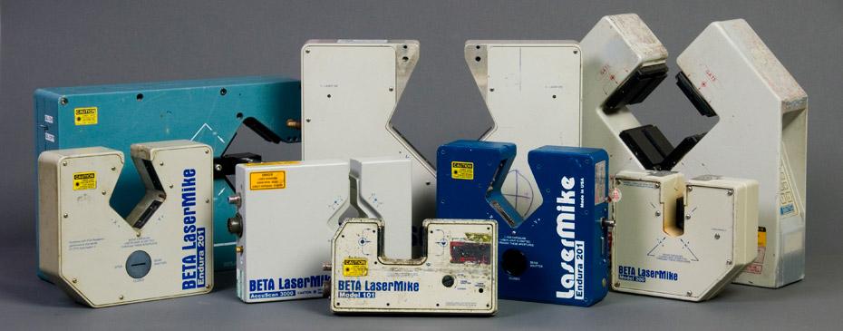 Refurbished LaserMikes